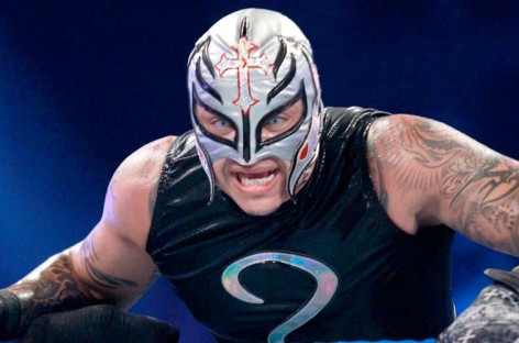 Rey Mysterio makes surprise appearance at House of Hardcore event