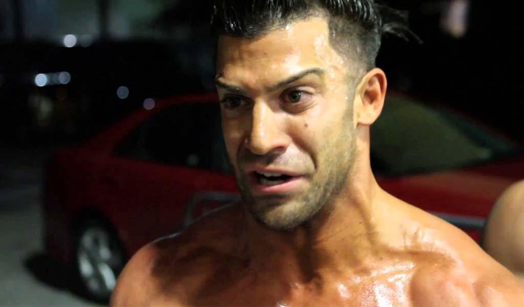 Robbie E departs Impact Wrestling