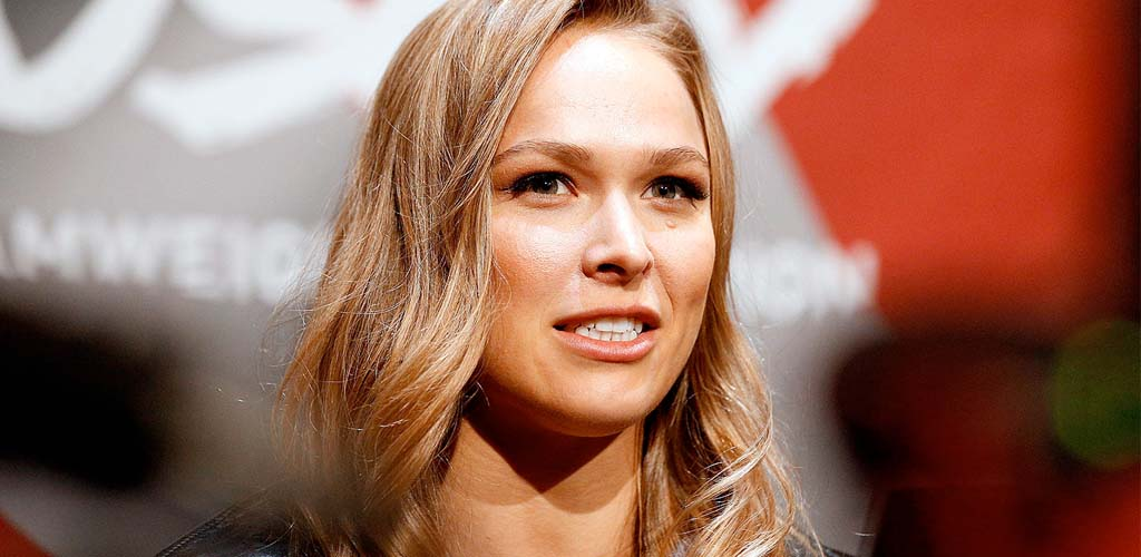 Mile 22 movie with Ronda Rousey opens nationwide today