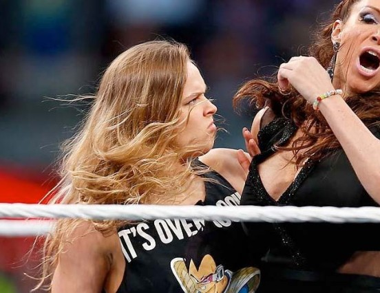 Rousey's agent says no other WWE dates in her future for now