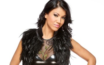 Rosa Mendes suffers wardrobe malfunction on Main Event