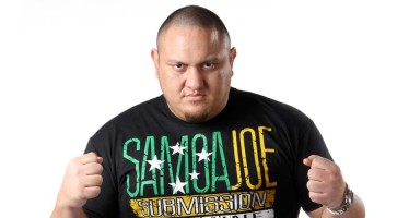 Co-workers of Samoa Joe react to his TNA departure on Twitter