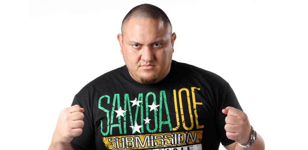 Samoa Joe make surprise appearance at JR's Ringside show