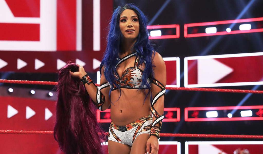 Sasha Banks to be the guest of Jerry Lawler on King's Court tonight on Raw