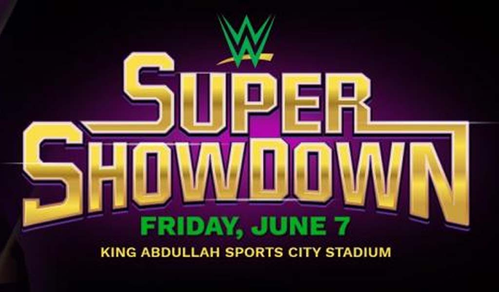 Super ShowDown live on PPV and WWE Network today