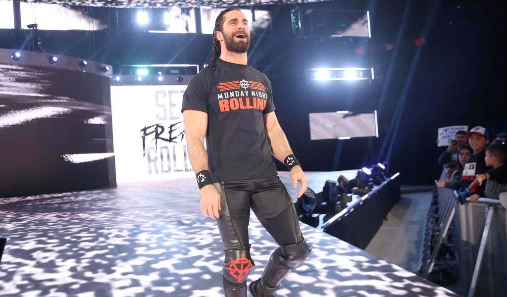 Seth Rollins injured and out for around a month