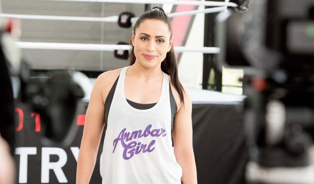 WWE signs first Arab female Shadia Bseiso to a developmental deal
