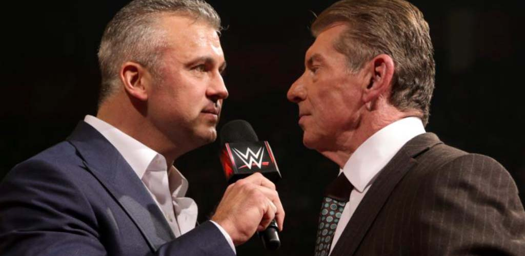 Shane McMahon strictly an on-screen character…for now