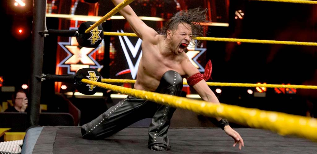 Shinsuke Nakamura given big farewell on NXT TV