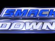 Multiple fans invade the ring during Smackdown and wrestle each other