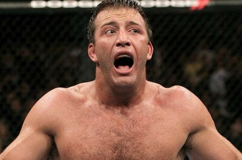 Stephan Bonnar announces his retirement from mixed martial arts