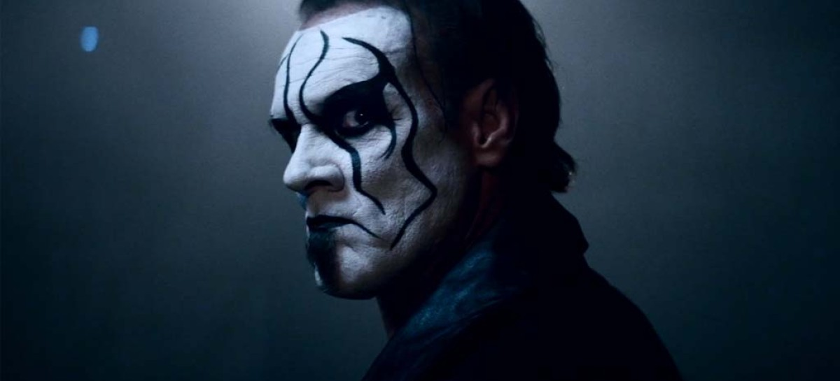 WWE selling Sting t-shirts on online store
