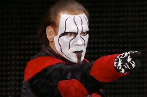 Sting talks after Raw goes off the air