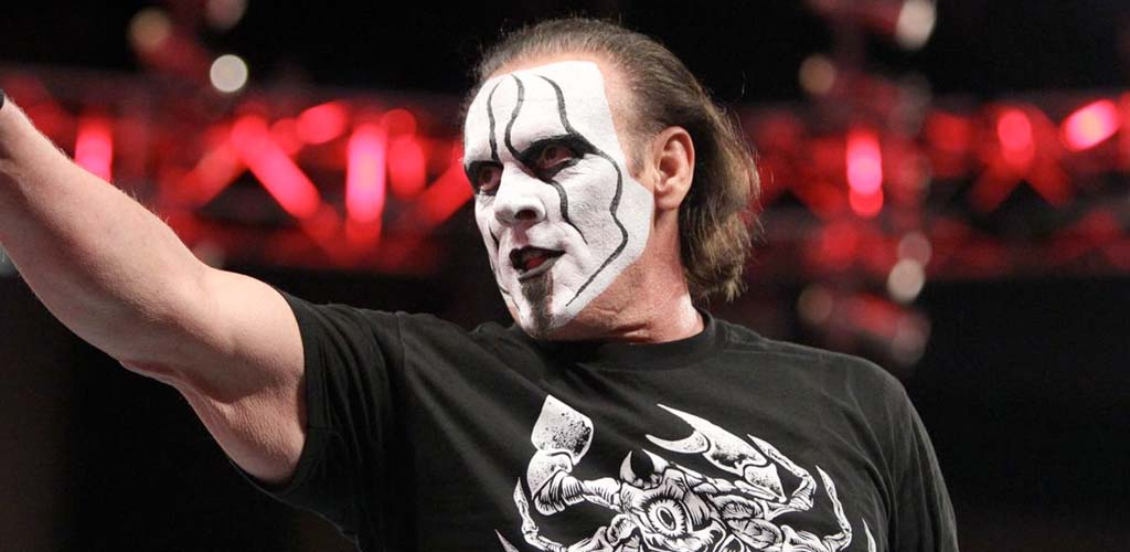 Sting to travel to Dubai for WWE 2K18 launch party