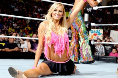 Summer Rae joins the cast of Total Divas season two