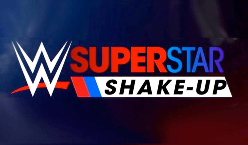 Two-night Superstar Shake-Up set for next week's Raw and Smackdown