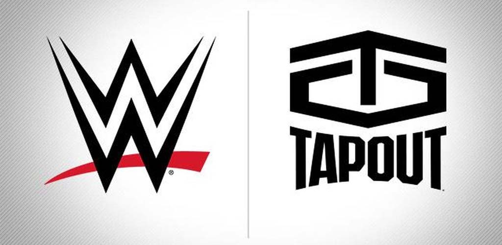 WWE's female Superstars showcase Tapout at fitness event