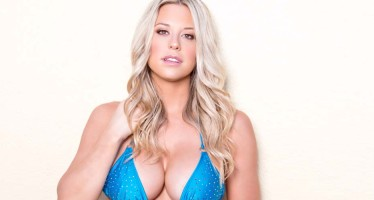 TNA's Taryn Terrell gets smashed in the face by Will Ferrell