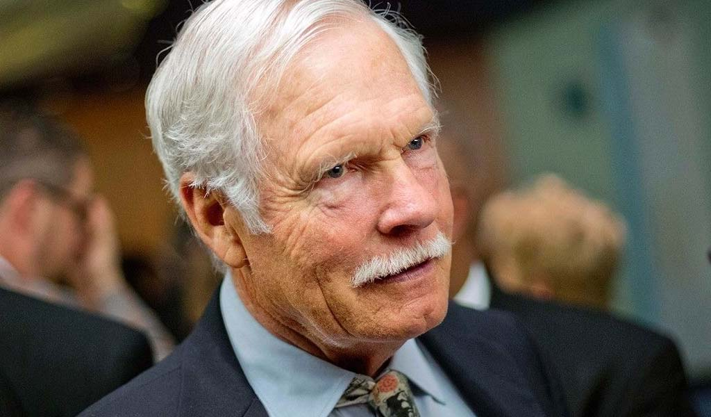 Ted Turner diagnosed with Lewy Body Dementia