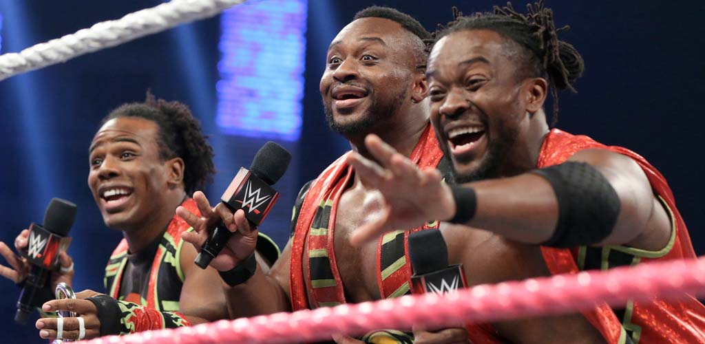 The New Day returns on Smackdown Live