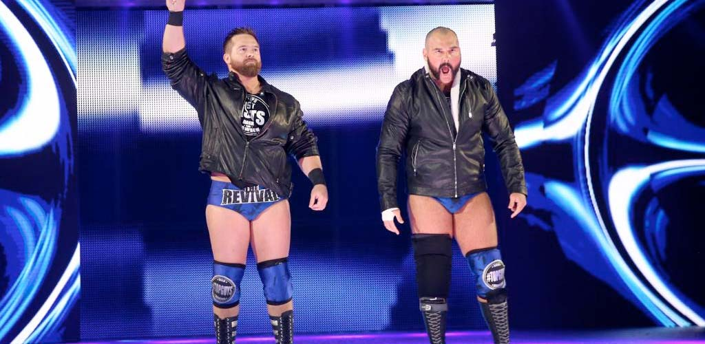 Scott Dawson of The Revival ruptures bicep and requires surgery