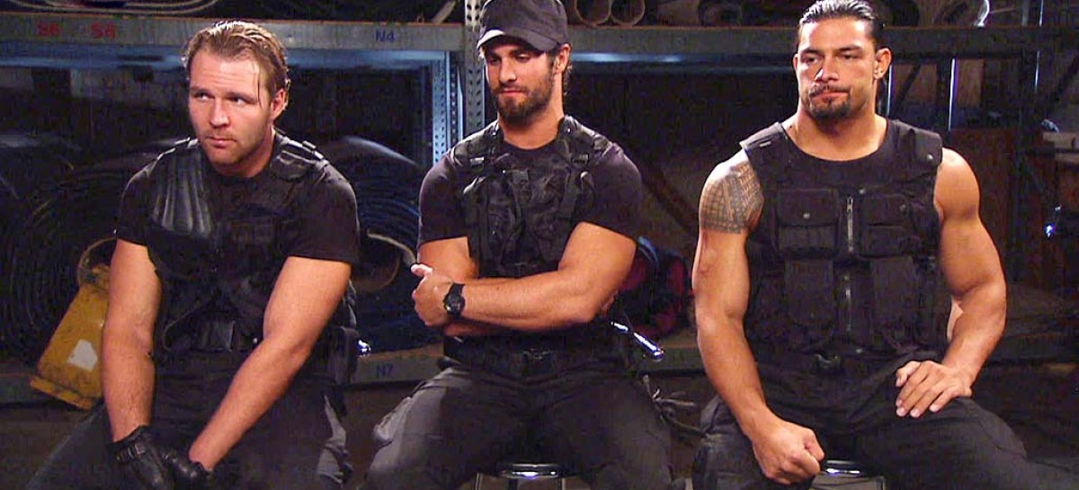 The Shield and Fandango pull double duty and get a helicopter ride