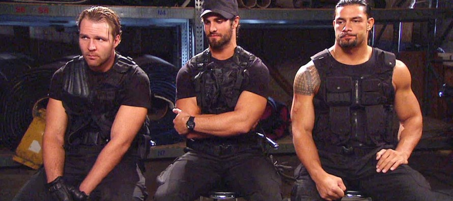 Roman Reigns is the MVP of the 2014 Royal Rumble