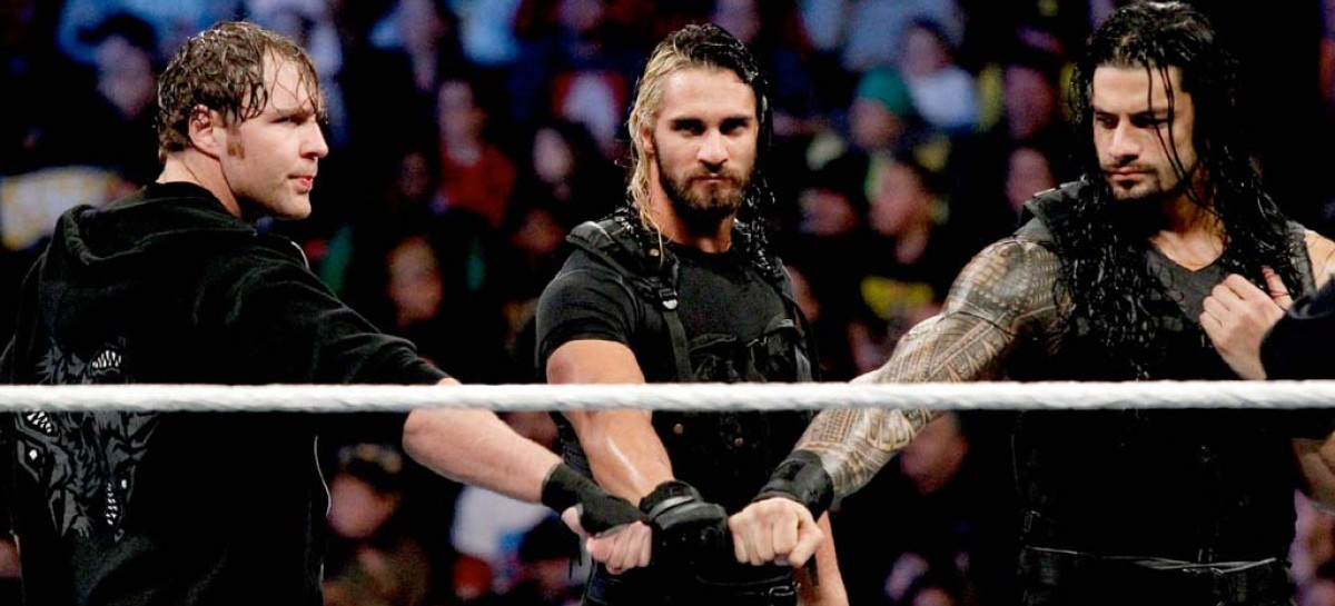 Seth Rollins cracks The Shield and joins Evolution