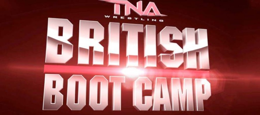 Details of TNA's British Boot Camp reality show released
