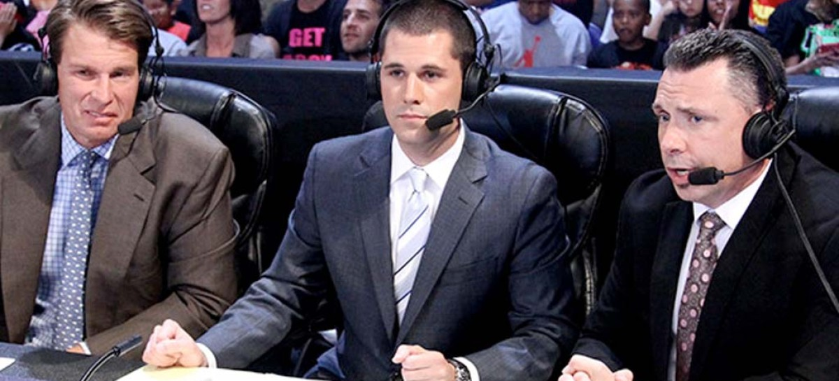 Tom Phillips promoted to Smackdown main play-by-play commentator