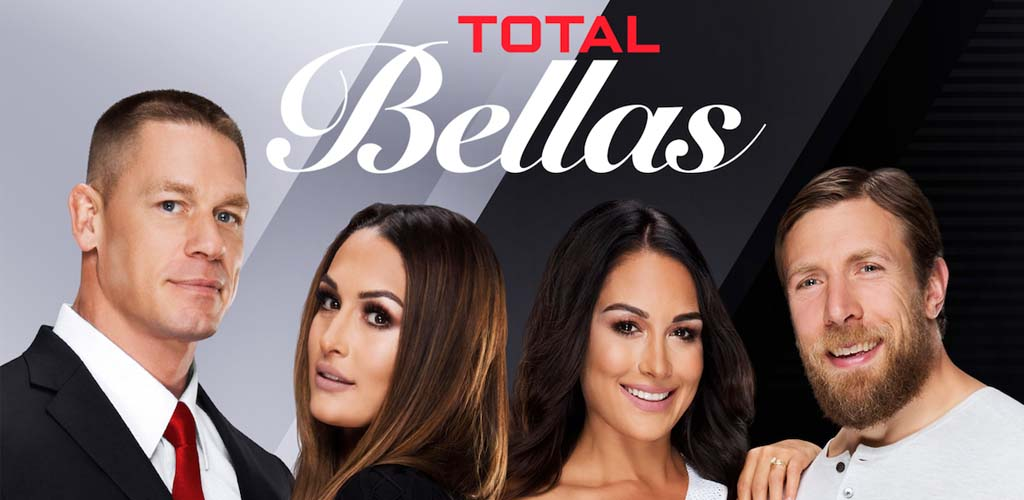 Total Bellas season 1 episode 1 rating