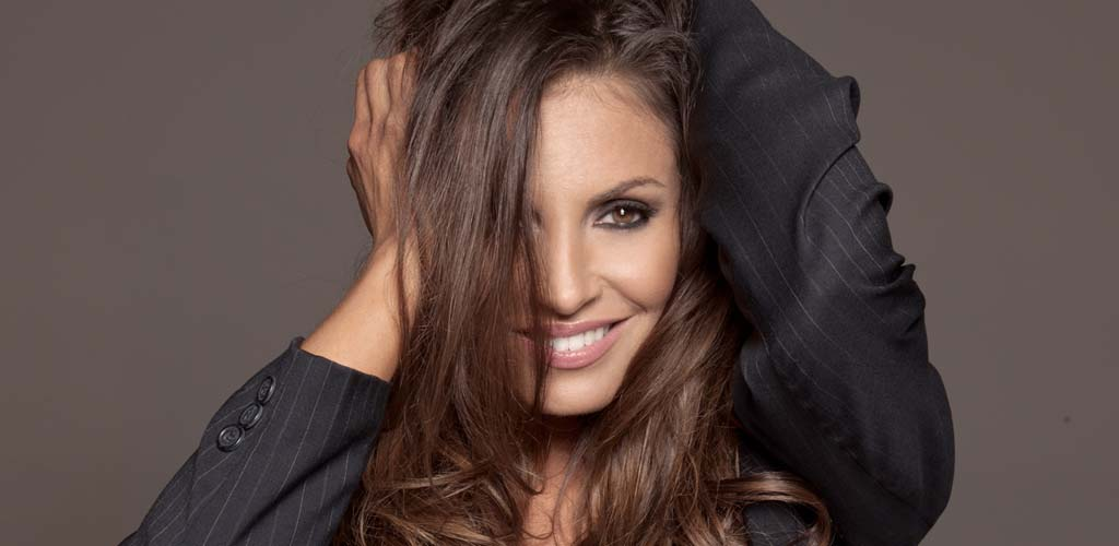 Trish Stratus gives birth to second child