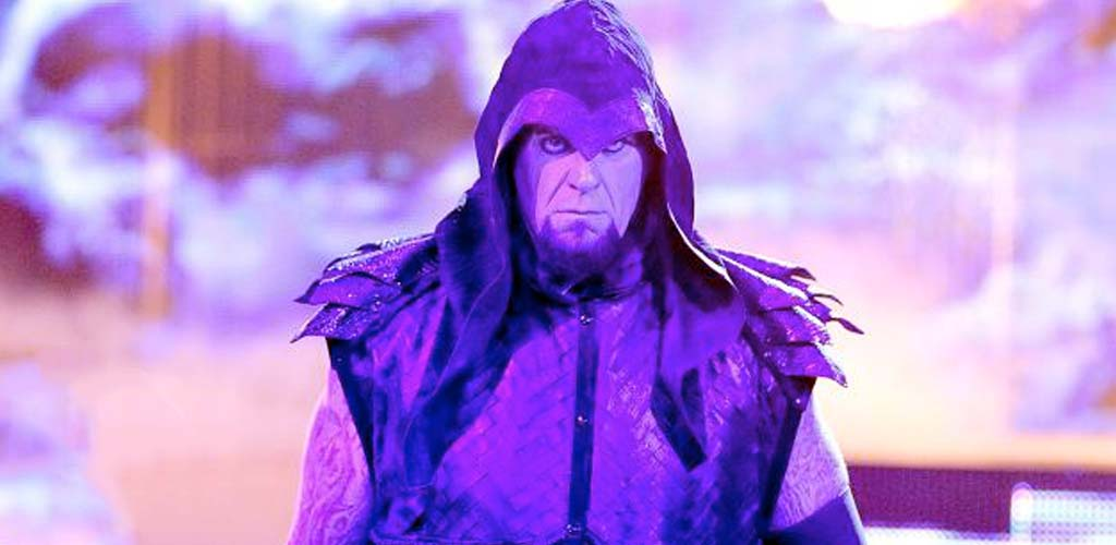 Undertaker's opponent for WrestleMania reportedly set