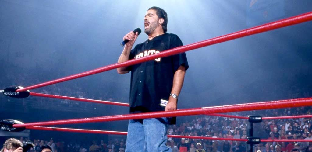 Vince Russo files for protective order against Jim Cornette