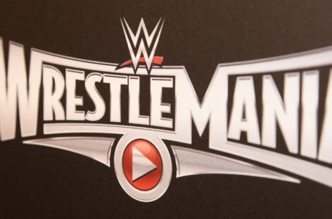 WrestleMania 31 logo shows off new WWE logo