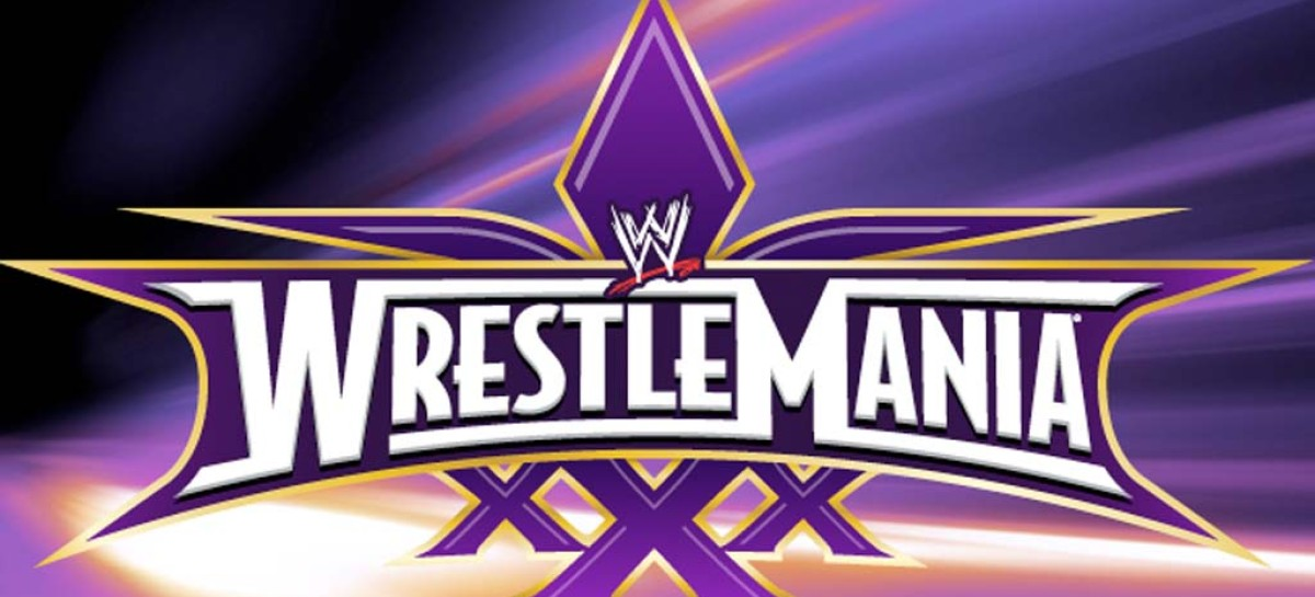 WrestleMania XXX seating chart released