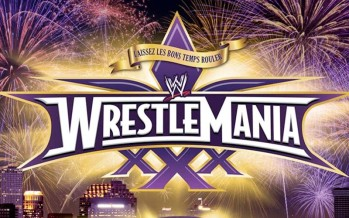 WWE starts construction of WrestleMania set at the Mercedes-Benz Superdome