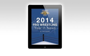W-O launches the '2014: Pro Wrestling Year In News' eBook