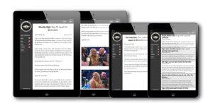 W-O iPad app