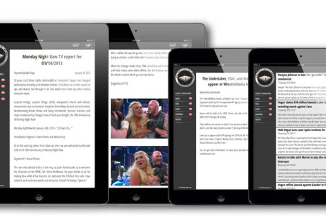 W-O News HD for iPad version 2 released
