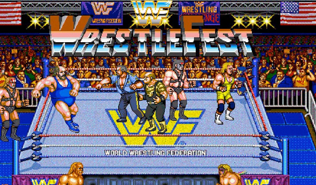 Modern casino games a safer bet than those wrestling classics