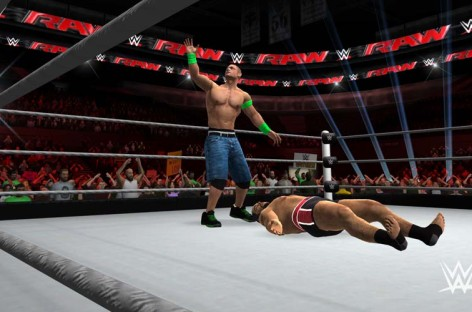 2K releases WWE 2K simulation game for mobile devices