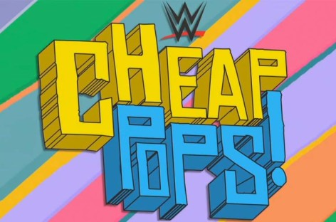 WWE removes new animated series Cheap Pops after one episode
