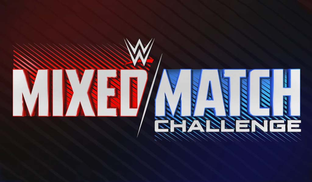 First Mixed Match Challenge pairing announced…and it's a big one!