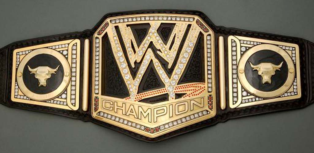 Alternate WWE title designs released by WWE