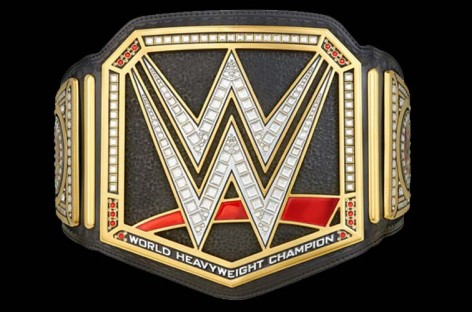 New re-designed WWE title debuts on RAW