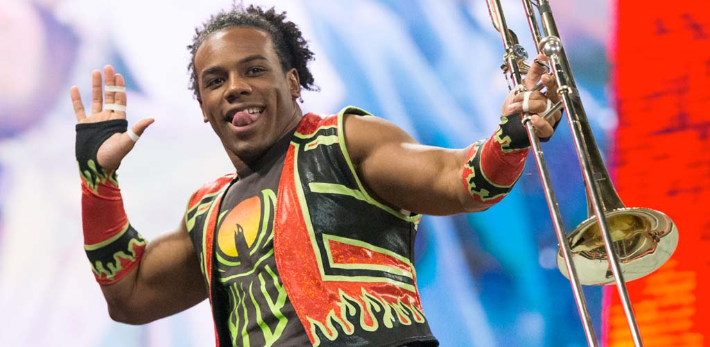 Xavier Woods co-hosts the 2017 Gaming Awards at SXSW