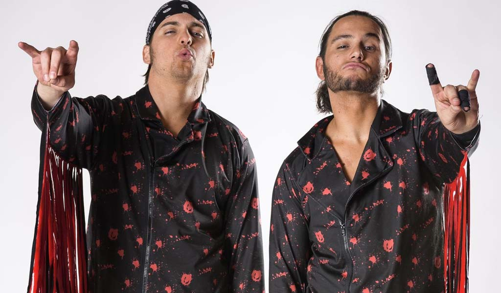 WWE issues cease and desist letter to The Young Bucks