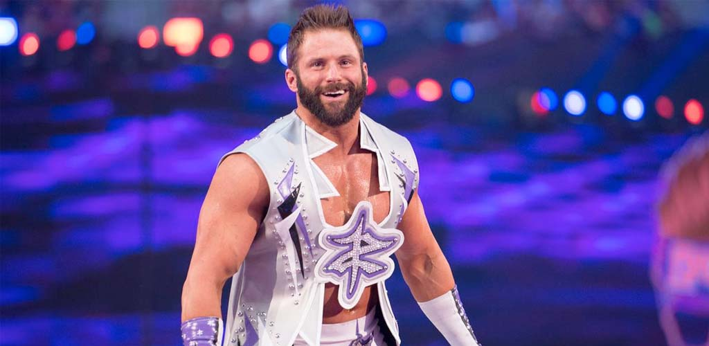 Zack Ryder suffers another knee injury