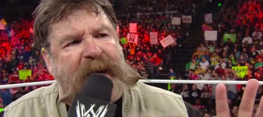 Dutch Mantel returns to WWE TV with Jack Swagger